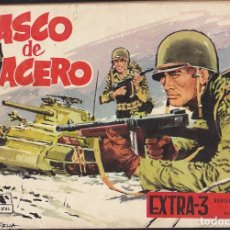 Tebeos: COMIC COLECCION CASCO DE ACERO EXTRA-3 EDITORIAL MANHATTAN . Lote 179136890