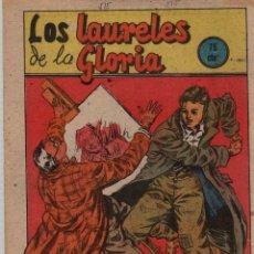 Tebeos: LOS LAURELES DE LA GLORIA. Nº 515. FLECHAS Y PELAYOS. 28 DE NOVIEMBRE DE 1948. Lote 179381972