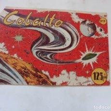 Tebeos: COBALTO Nº 7 EDITORIAL SIMBOLO ORIGINAL. Lote 179386178