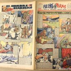 Tebeos: FLECHAS Y PELAYOS. Nº 81. 23 DE JUNIO DE 1940.. Lote 179389941