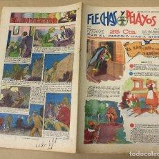 Tebeos: FLECHAS Y PELAYOS. Nº 34. 30 DE JULIO DE 1939.. Lote 179390121