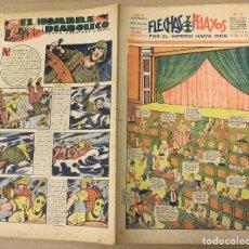 Tebeos: FLECHAS Y PELAYOS. Nº 97. 13 DE OCTUBRE DE 1940.. Lote 179390795