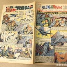 Tebeos: FLECHAS Y PELAYOS. Nº 80. 16 DE JUNIO DE 1940.. Lote 179397190