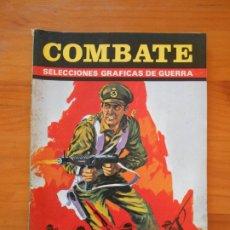 Tebeos: COMBATE Nº 40 - SELECCIONES GRAFICAS DE GUERRA - PRODUCCIONES EDITORIALES (HK). Lote 179401753
