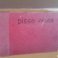 Tebeos: DIEGO VALOR SEGUNDA EPOCA AÑOS 50. Lote 179402716