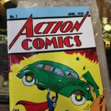 Tebeos: COMIC ACTION COMICS N°1. Lote 180026581