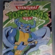 Tebeos: COMIC TORTUGAS NINJA N°8.. Lote 180148441