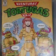 Tebeos: COMIC TORTUGAS NINJA. N°23. Lote 180148471