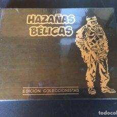 Tebeos: FONDOS EDITORIALES HAZAÑAS BELICAS TOMO 3 MUY BUEN ESTADO. Lote 180234646