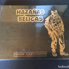 Tebeos: FONDOS EDITORIALES HAZAÑAS BELICAS TOMO 5 MUY BUEN ESTADO. Lote 180234673