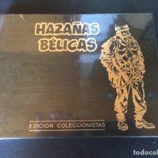 Tebeos: FONDOS EDITORIALES HAZAÑAS BELICAS TOMO 6 MUY BUEN ESTADO. Lote 180234705