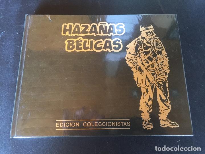 FONDOS EDITORIALES HAZAÑAS BELICAS TOMO 9 MUY BUEN ESTADO (Tebeos y Comics - Tebeos Otras Editoriales Clásicas)