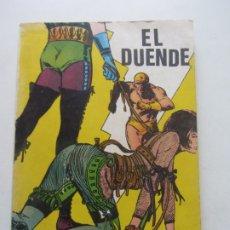 Tebeos: EL DUENDE- 1970- BOIXHER- Nº 2 -ÚLTIMO BUEN ESTADO DIFICIL CX27. Lote 180265888