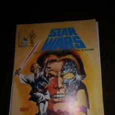 Tebeos: STAR WARS COMIC LINEA 1983 LA GUERRA DE LAS GALAXIAS EDICIONES SURCO REGRESO DEL CAZADOR. Lote 180278722