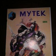 Tebeos: MYTEK CONTRA LA ESTATUA CON VIDA LINEA 83 COMIC EDICIONES SURCO. Lote 180279195