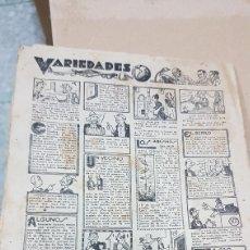 Tebeos: ANTIGUO TEBEO VARIEDADES. Lote 180881021
