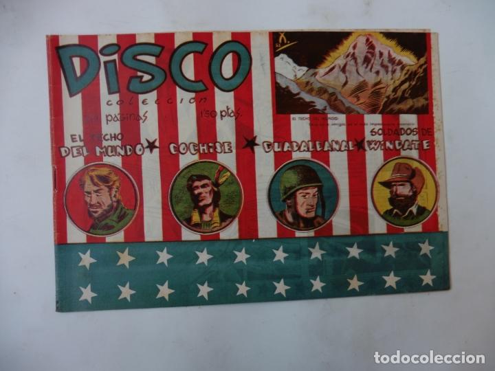 Tebeos: DISCO 16 CUADERNILLOS EDITORIAL SIMBOLO ORIGINAL - Foto 8 - 181028112