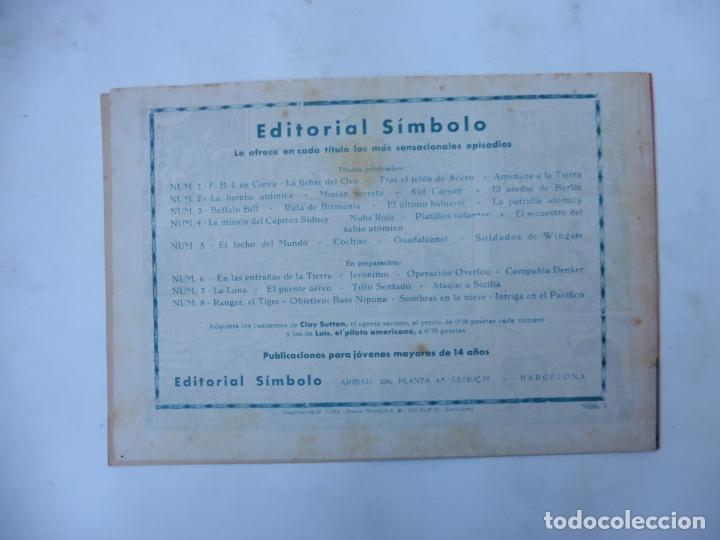 Tebeos: DISCO 16 CUADERNILLOS EDITORIAL SIMBOLO ORIGINAL - Foto 9 - 181028112