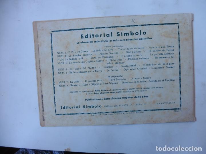 Tebeos: DISCO 16 CUADERNILLOS EDITORIAL SIMBOLO ORIGINAL - Foto 11 - 181028112