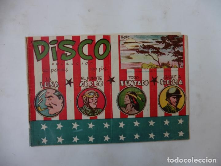 Tebeos: DISCO 16 CUADERNILLOS EDITORIAL SIMBOLO ORIGINAL - Foto 12 - 181028112