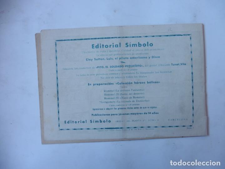 Tebeos: DISCO 16 CUADERNILLOS EDITORIAL SIMBOLO ORIGINAL - Foto 13 - 181028112