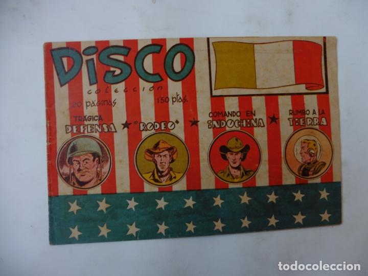 Tebeos: DISCO 16 CUADERNILLOS EDITORIAL SIMBOLO ORIGINAL - Foto 24 - 181028112