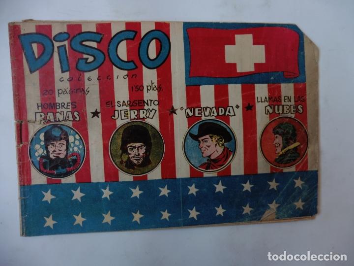 Tebeos: DISCO 16 CUADERNILLOS EDITORIAL SIMBOLO ORIGINAL - Foto 26 - 181028112