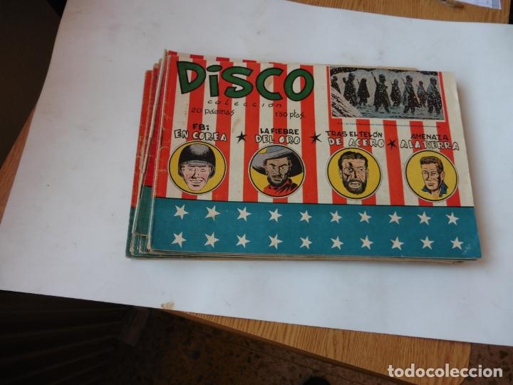 DISCO 16 CUADERNILLOS EDITORIAL SIMBOLO ORIGINAL (Tebeos y Comics - Tebeos Otras Editoriales Clásicas)