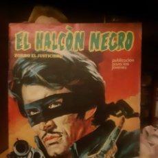 Tebeos: TEBEOS-CÓMICS CANDY - EL HALCON NEGRO 2 - URSUS- AA99. Lote 181147113
