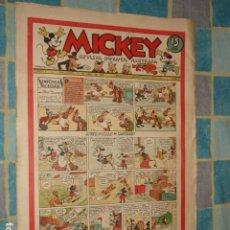 Tebeos: MICKEY 6, 1935, MOLINO. Lote 181318347