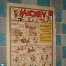 Tebeos: MICKEY 5, 1935, MOLINO. Lote 181318472