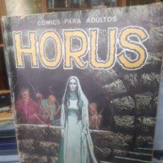 Tebeos: TEBEOS-CÓMICS CANDY - HORUS 3? - PRODUCCIONES EDITORIALES - RARO - AA99. Lote 181585146