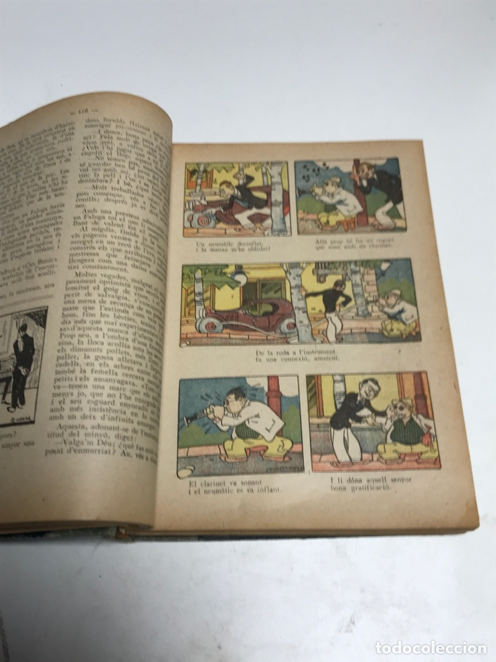 Tebeos: EN PATUFET.CALENDARI D'EN PATUFET. 1933-1934 - Foto 6 - 181946855