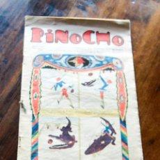 Tebeos: PINOCHO - Nº 37 - EDITORIAL CALLEJA - 1925 - AÑO I. Lote 182026923