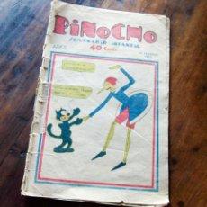 Tebeos: PINOCHO - NUM 53 - EDITORIAL CALLEJA - 1926 - AÑO II - 40 CTS. Lote 182202592