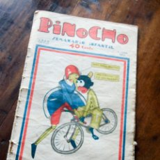 Tebeos: PINOCHO - NUM 72 - EDITORIAL CALLEJA - 1926 - AÑO II - 40 CTS. Lote 182203293