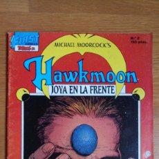 Tebeos: HAWKMOON 2. Lote 182907208