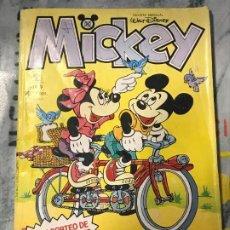Tebeos: REVISTA MICKEY Nº 9 MAYO 1990 EDITORIAL PRIMAVERA , COMPLETO, BUEN ESTADO, SEÑALES DE USO NORMALES. Lote 183547831
