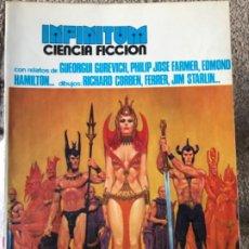 Tebeos: INFINITUM CIENCIA FICCIÓN, Nº 1 - PRODUCCIONES EDITORIALES 1976. Lote 183702687