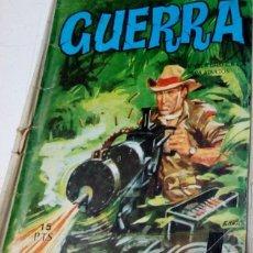 Tebeos: OFERTA - RARO - COL. GUERRA DE ED. VILMAR ULTIMO NUMERO Nº 22 1972 - UN HOMBRE MODESTO - UNICO EN TC. Lote 183777947