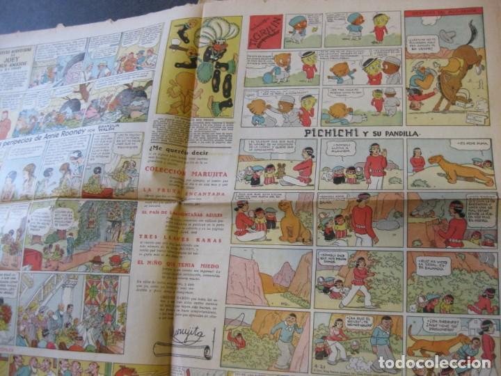Tebeos: lote 10 revistas mickey 1era edicion . año 1935 -1936 walt disney - Foto 4 - 183822260
