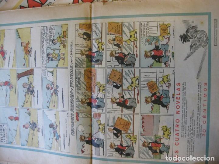 Tebeos: lote 10 revistas mickey 1era edicion . año 1935 -1936 walt disney - Foto 5 - 183822260