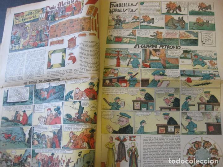 Tebeos: lote 10 revistas mickey 1era edicion . año 1935 -1936 walt disney - Foto 8 - 183822260
