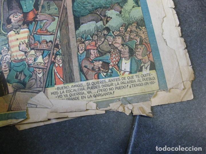 Tebeos: lote 10 revistas mickey 1era edicion . año 1935 -1936 walt disney - Foto 12 - 183822260