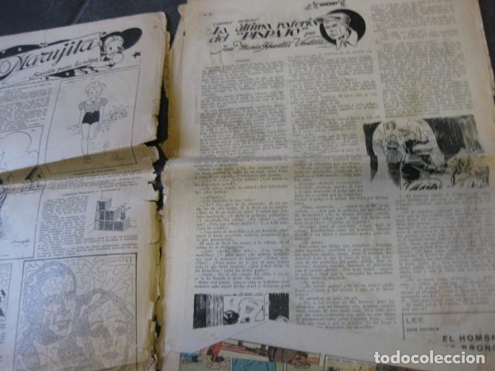 Tebeos: lote 10 revistas mickey 1era edicion . año 1935 -1936 walt disney - Foto 13 - 183822260