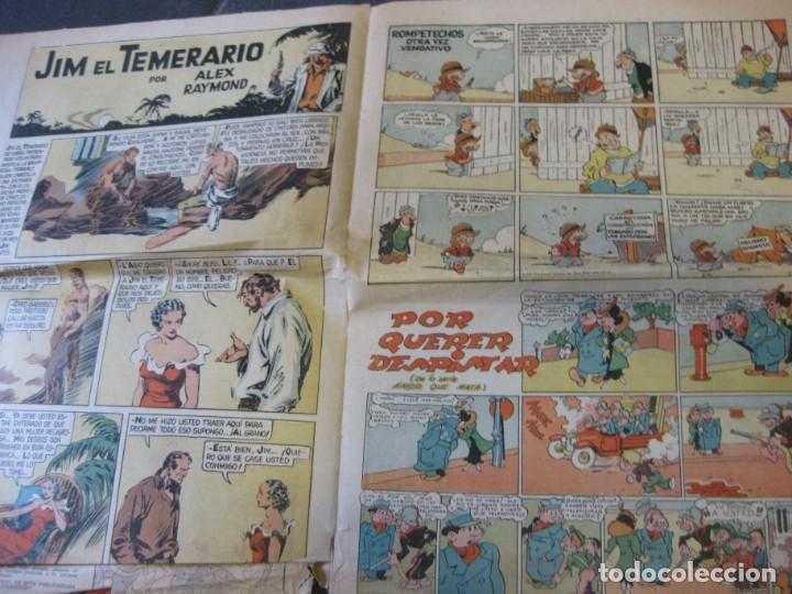 Tebeos: lote 10 revistas mickey 1era edicion . año 1935 -1936 walt disney - Foto 14 - 183822260