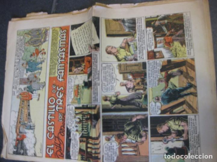Tebeos: lote 10 revistas mickey 1era edicion . año 1935 -1936 walt disney - Foto 18 - 183822260