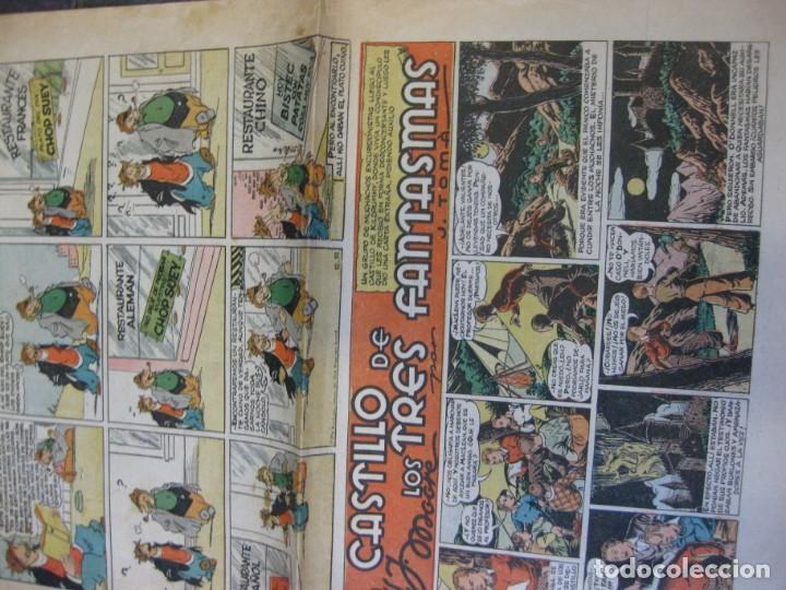 Tebeos: lote 10 revistas mickey 1era edicion . año 1935 -1936 walt disney - Foto 19 - 183822260