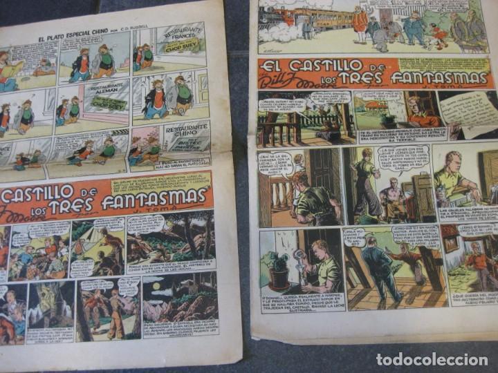 Tebeos: lote 10 revistas mickey 1era edicion . año 1935 -1936 walt disney - Foto 20 - 183822260