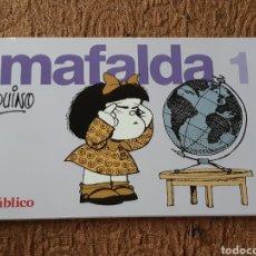 Tebeos: TEBEOS-CÓMICS CANDY - MAFALDA 1 - AA99. Lote 184265800